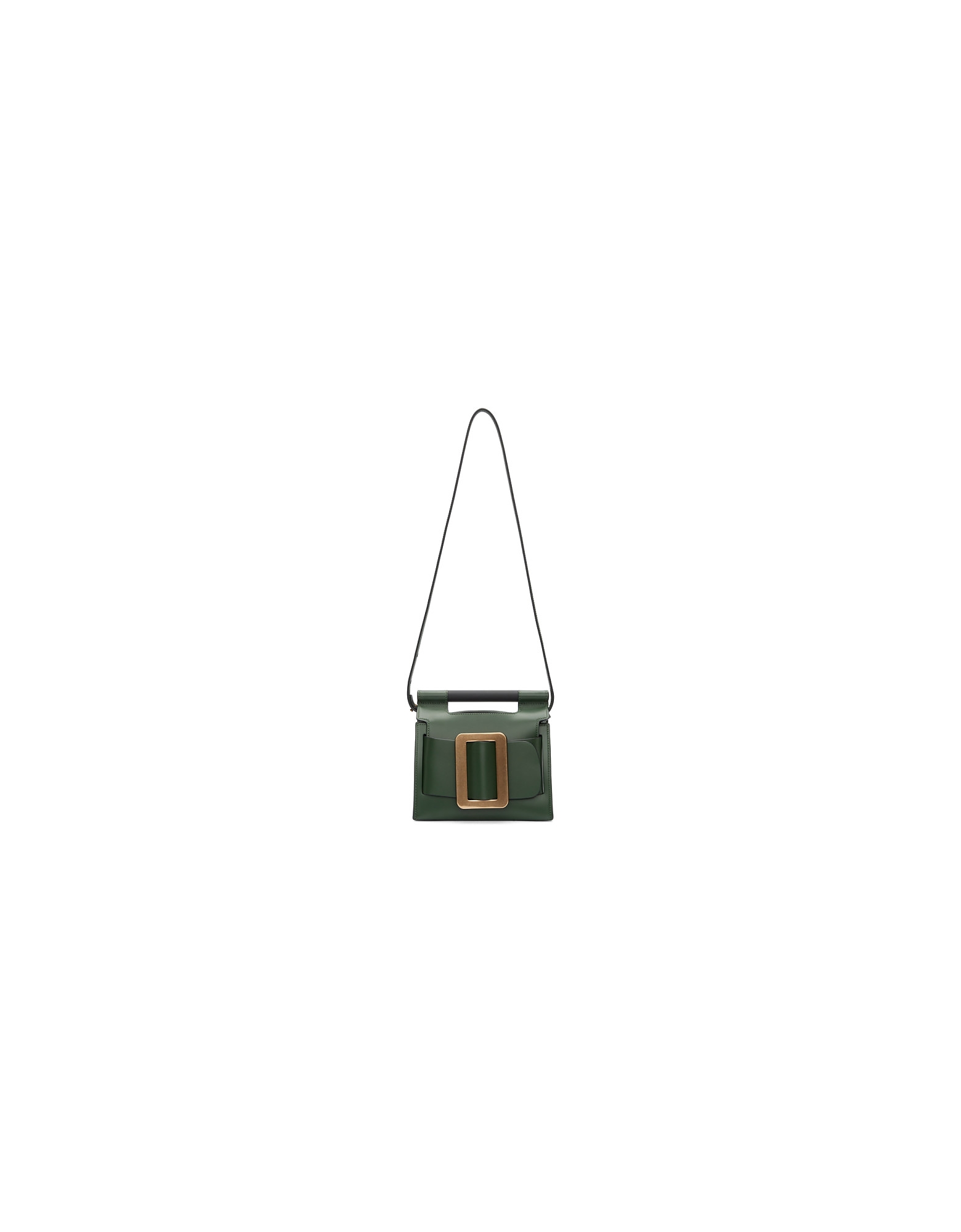 BOYY Designer Handbags, Green Romeo Bag