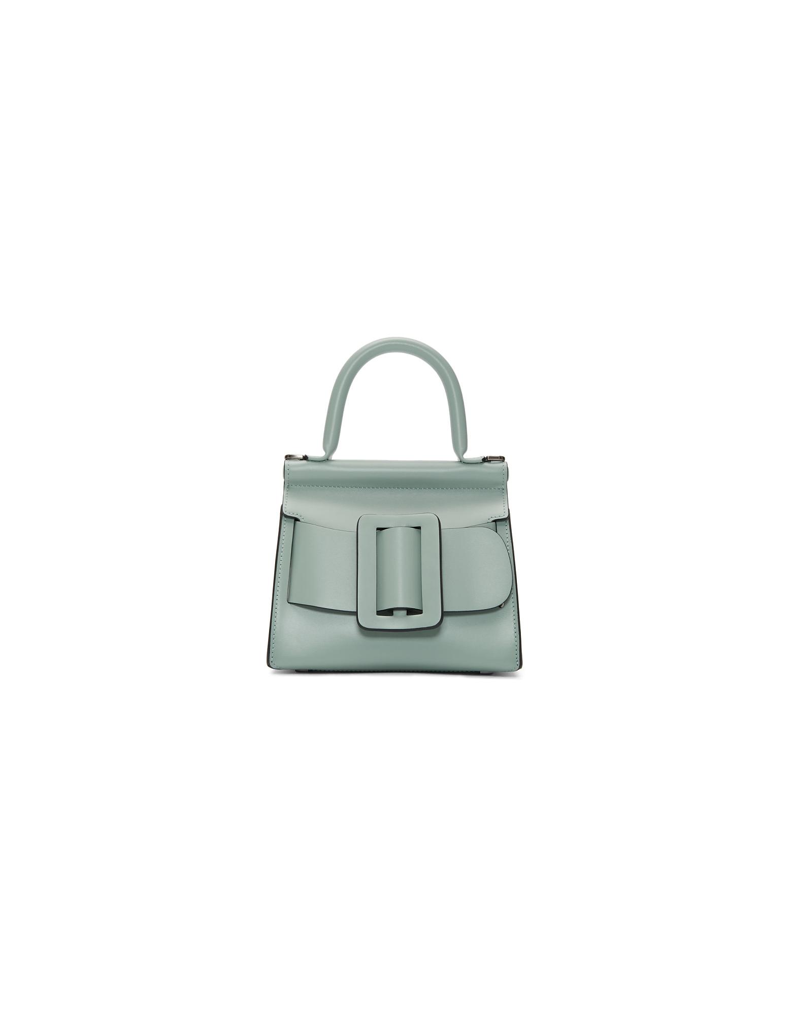 BOYY Designer Handbags, Blue Karl 19 Bag