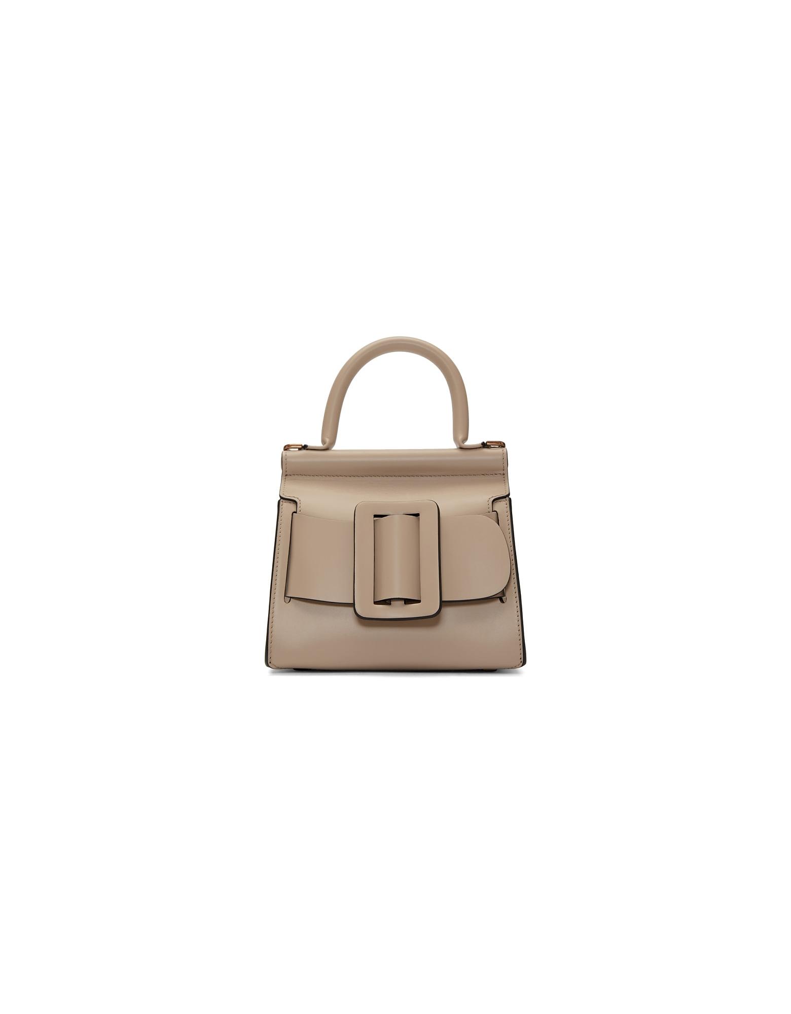 BOYY Designer Handbags, Beige Karl 19 Bag
