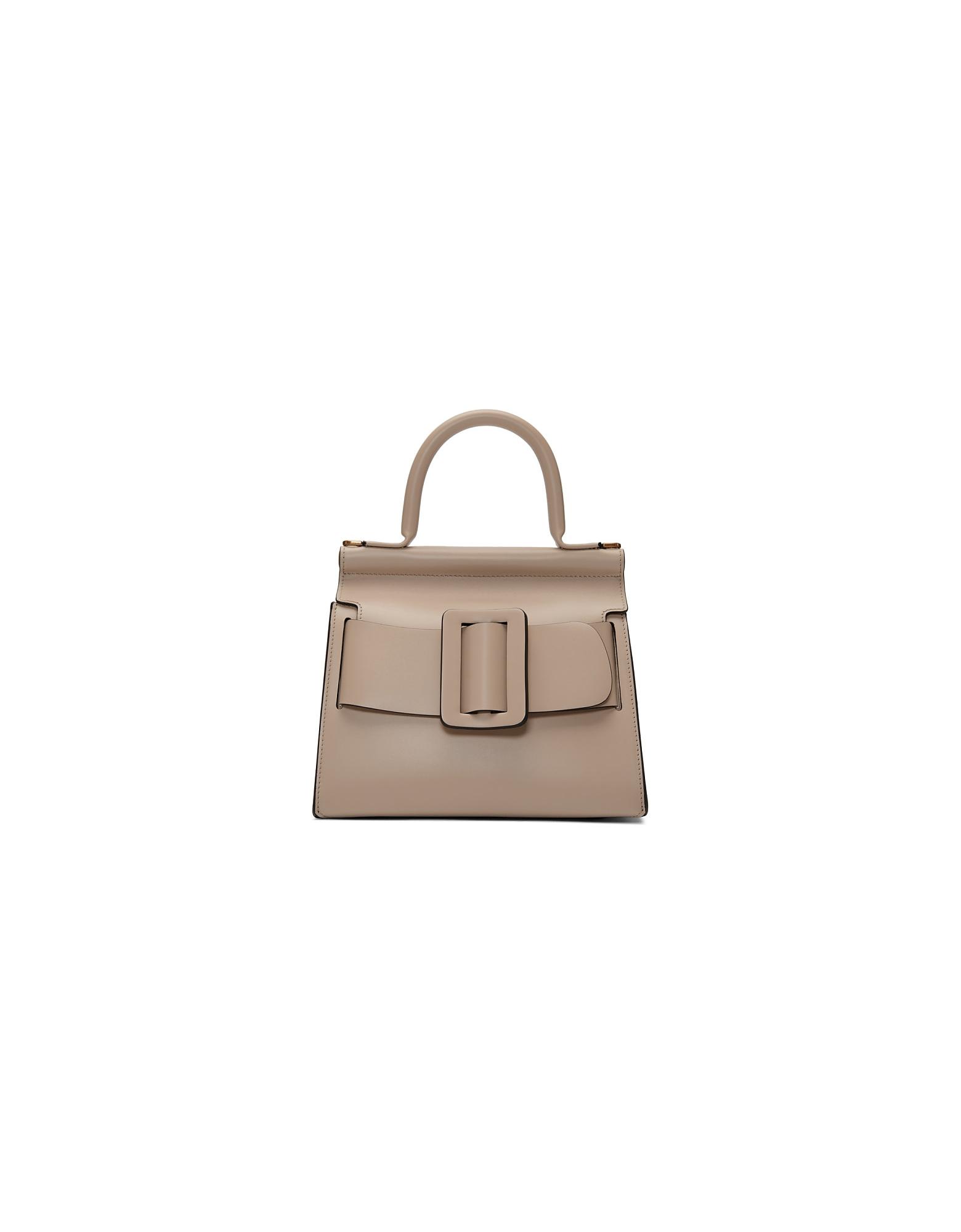 BOYY Designer Handbags, Beige Karl 24 Bag