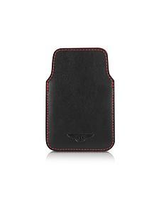 Ettinger Leather Blackberry Case - Bentley