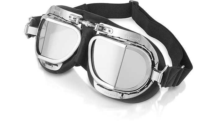 Leather Goggles - Bentley