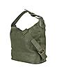 Lady Sack - Leather Shoulder Bag - Belstaff