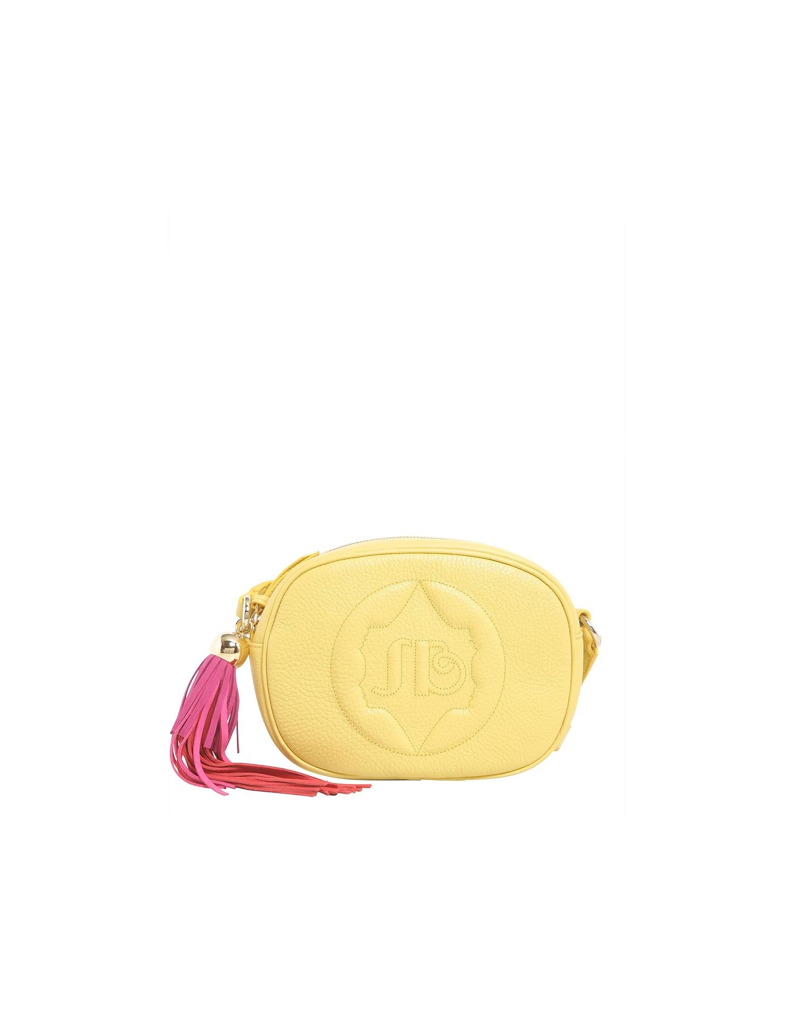 Sara Battaglia Designer Handbags, Sandy Crossbody Bag