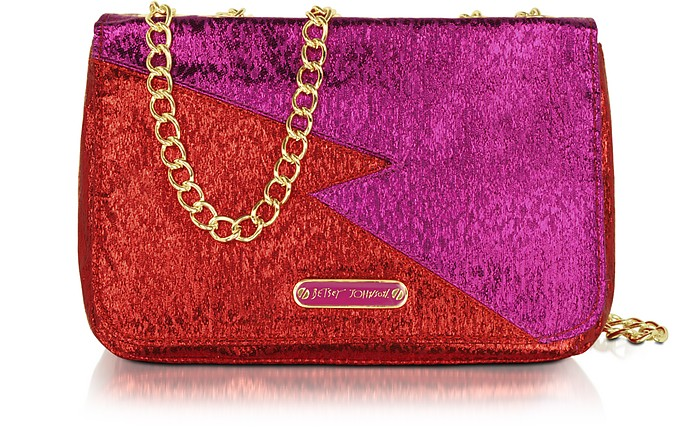 Lightning Strikes Shoulder Bag - Betsey Johnson