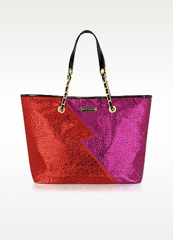 Lightning Strikes Tote - Betsey Johnson