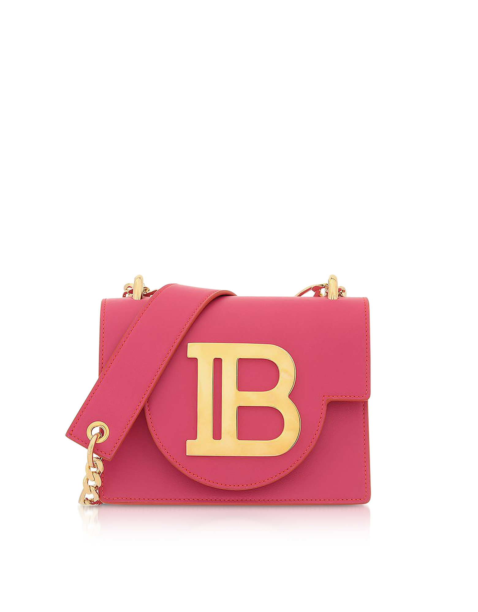 Genuine Leather B-Bag 18
