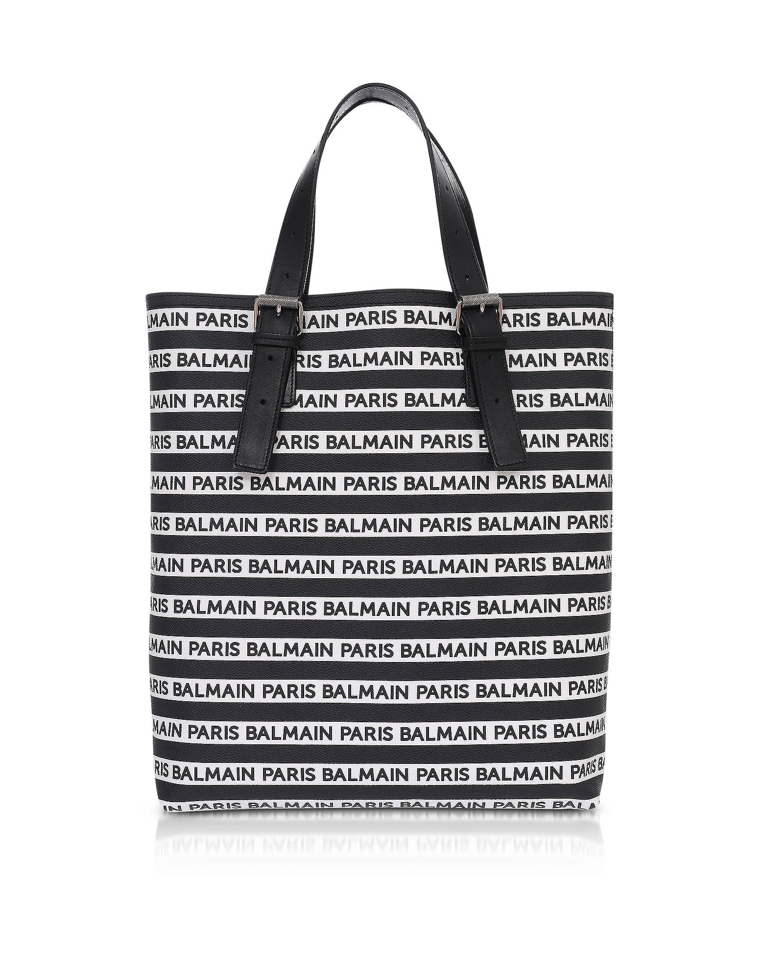 Chris-Toile Logo and Coin Men's Tote Bag