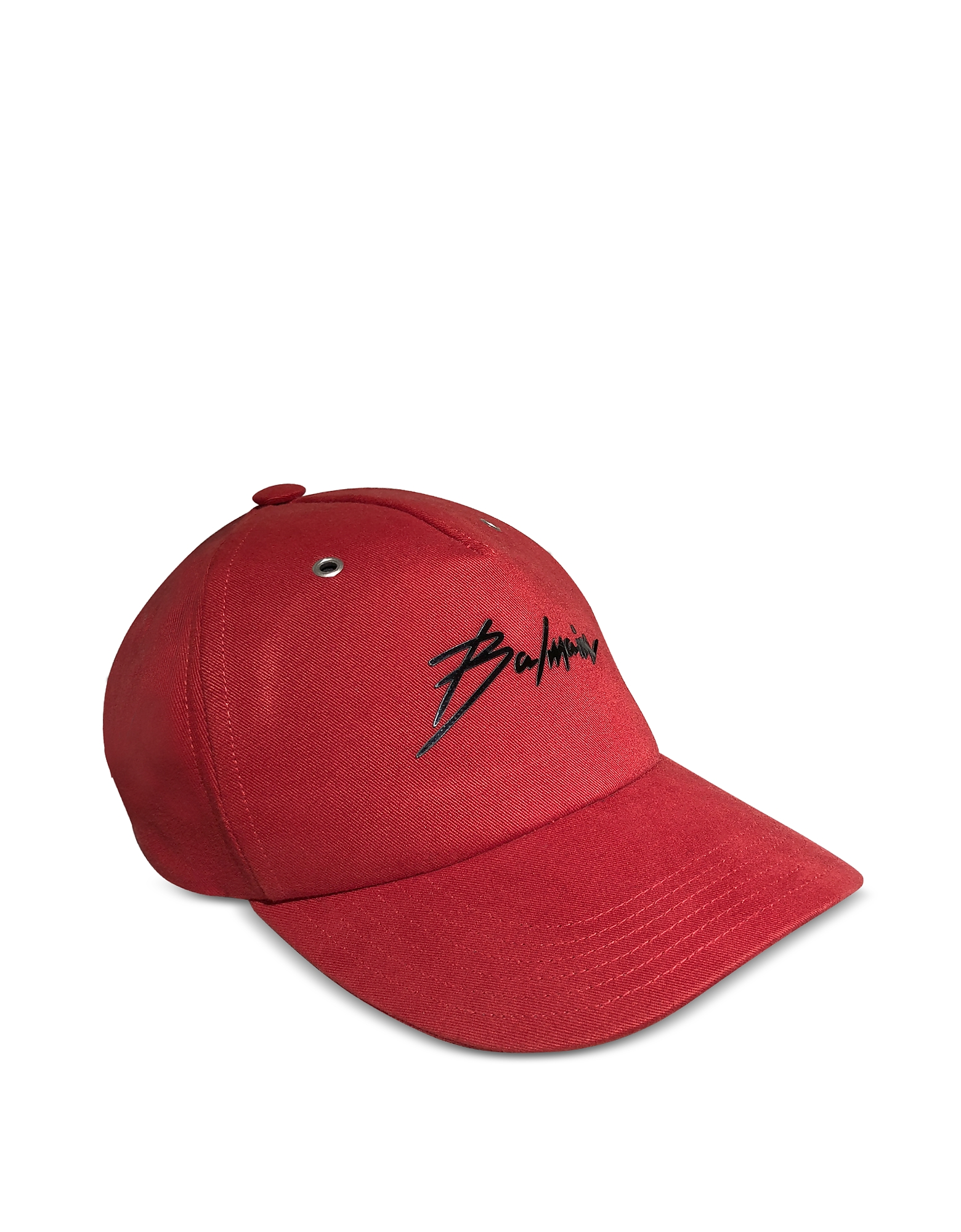 Cotton Signature Baseball Cap