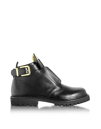 King Smooth Leather Low Boot