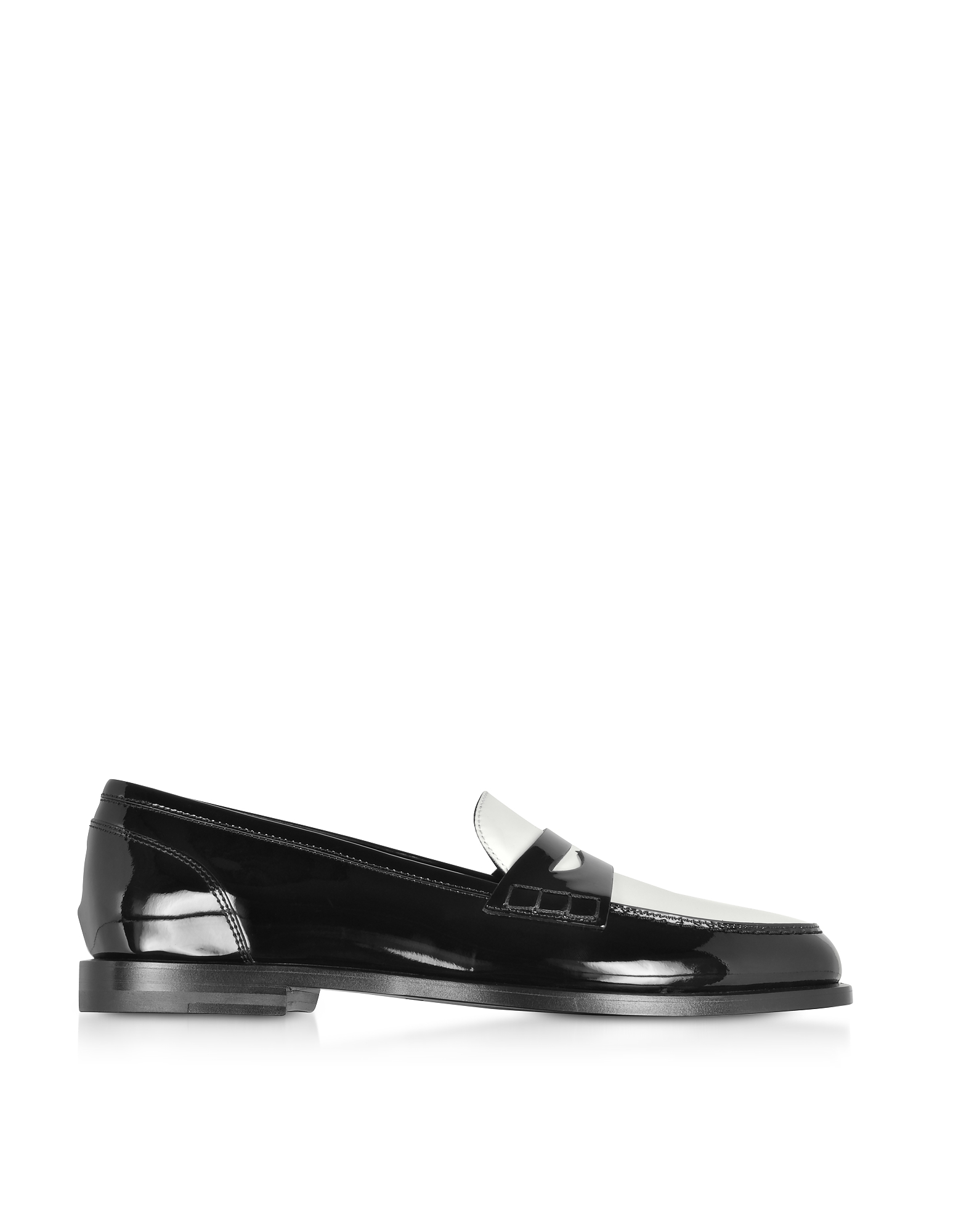 Kriss Patent Leather Loafer Shoes