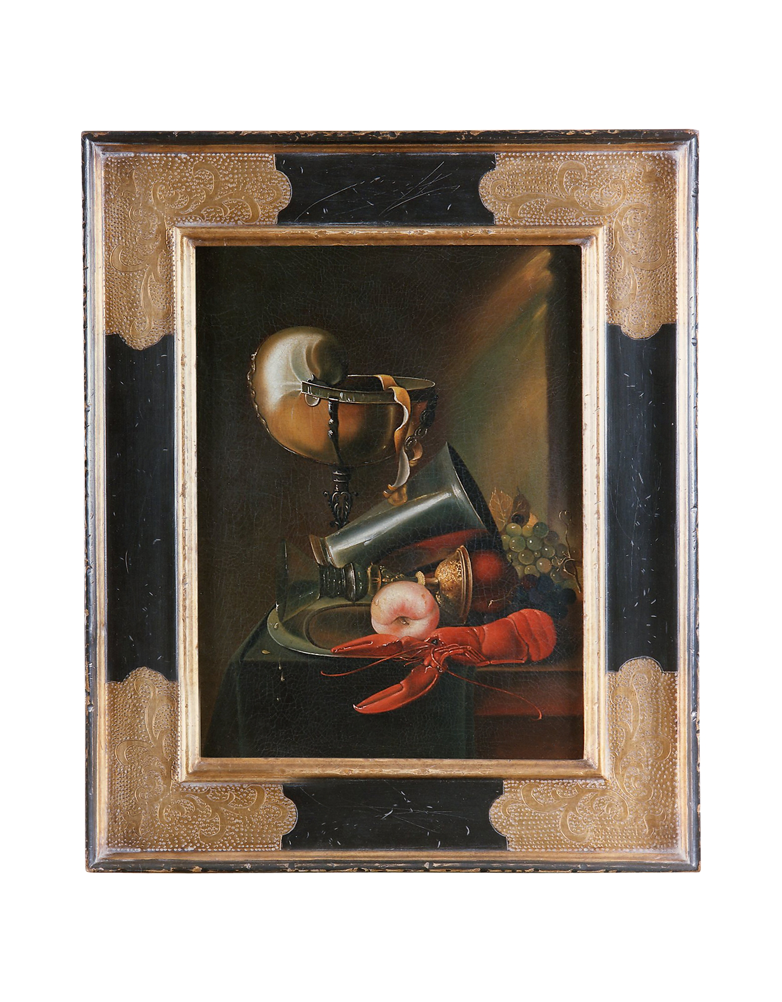 Oil on Canvas Still Life Painting от Forzieri.com INT