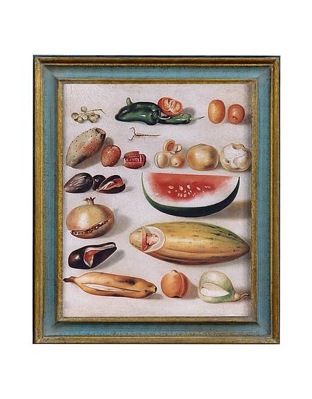 Foto Bianchi Art Works Dipinto a Olio con Frutta Quadri