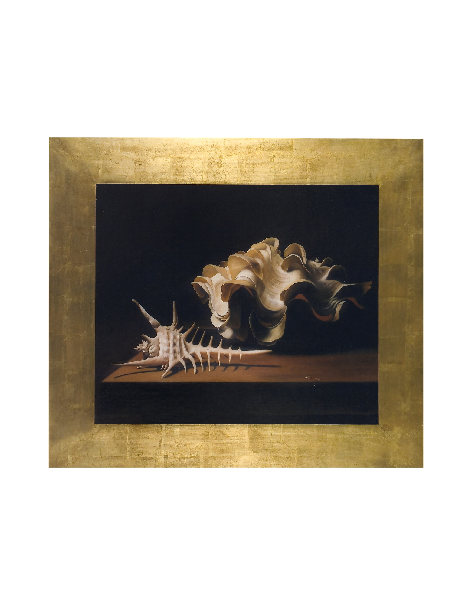 Oil on Canvas Shells Painting от Forzieri.com INT