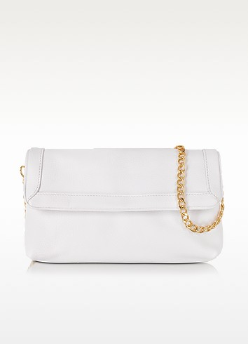 Soft Leather Clutch - Buti