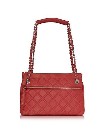 Buti - Quilted Leather Shoulder Bag