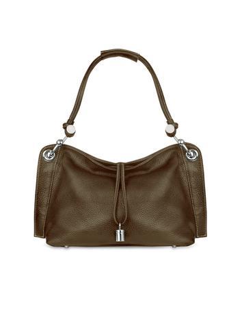 Foto der Handtasche Buti Hobotasche aus italienischem gepraegtem Leder