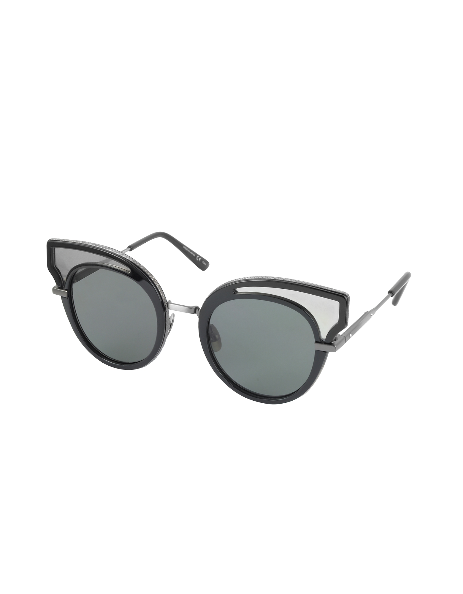 BV0094S Acetate Cat Eye Women's Sunglasses от Forzieri.com INT