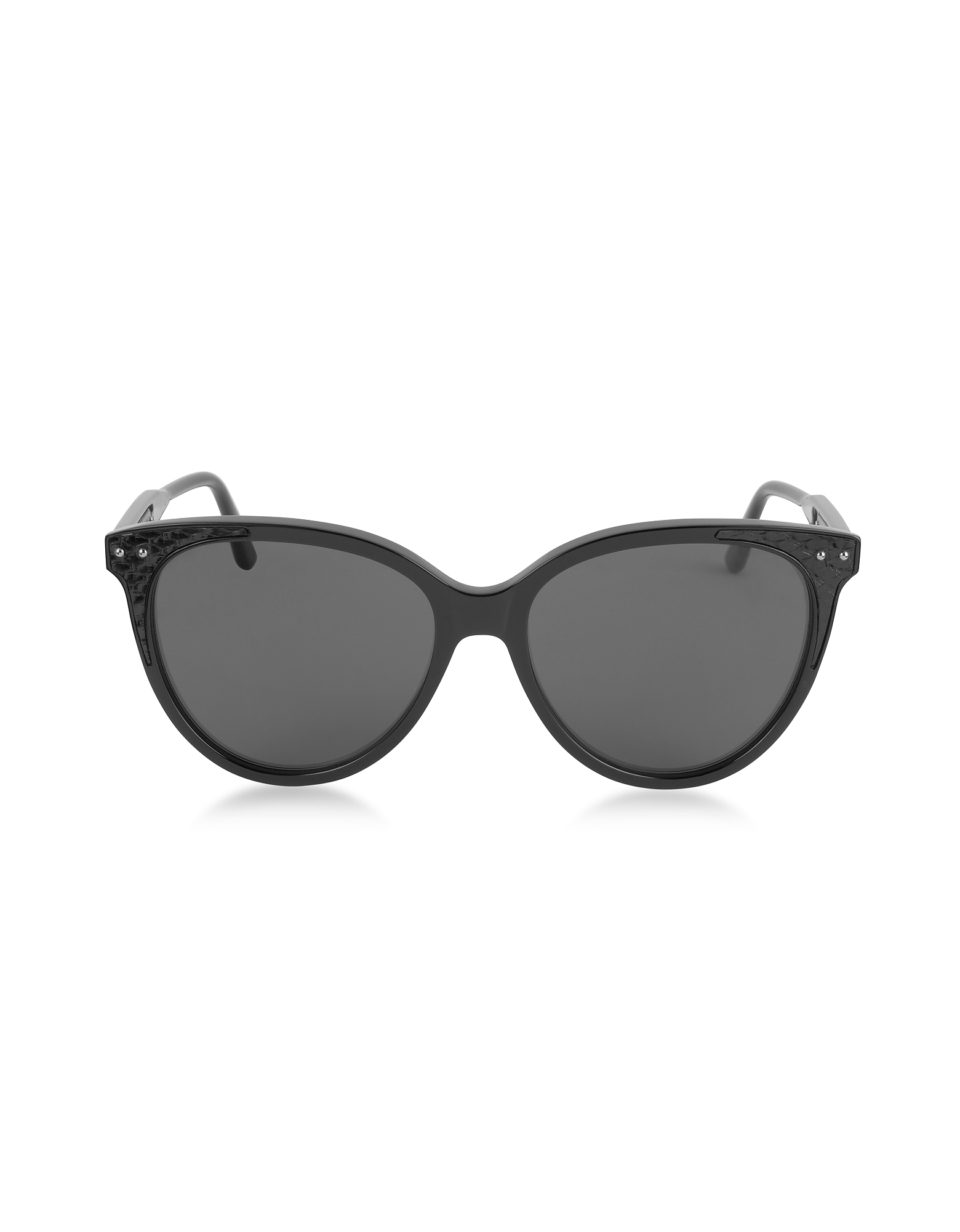 Bottega Veneta Sunglasses, BV0119S Acetate Cat-Eye Frame Women's Sunglasses