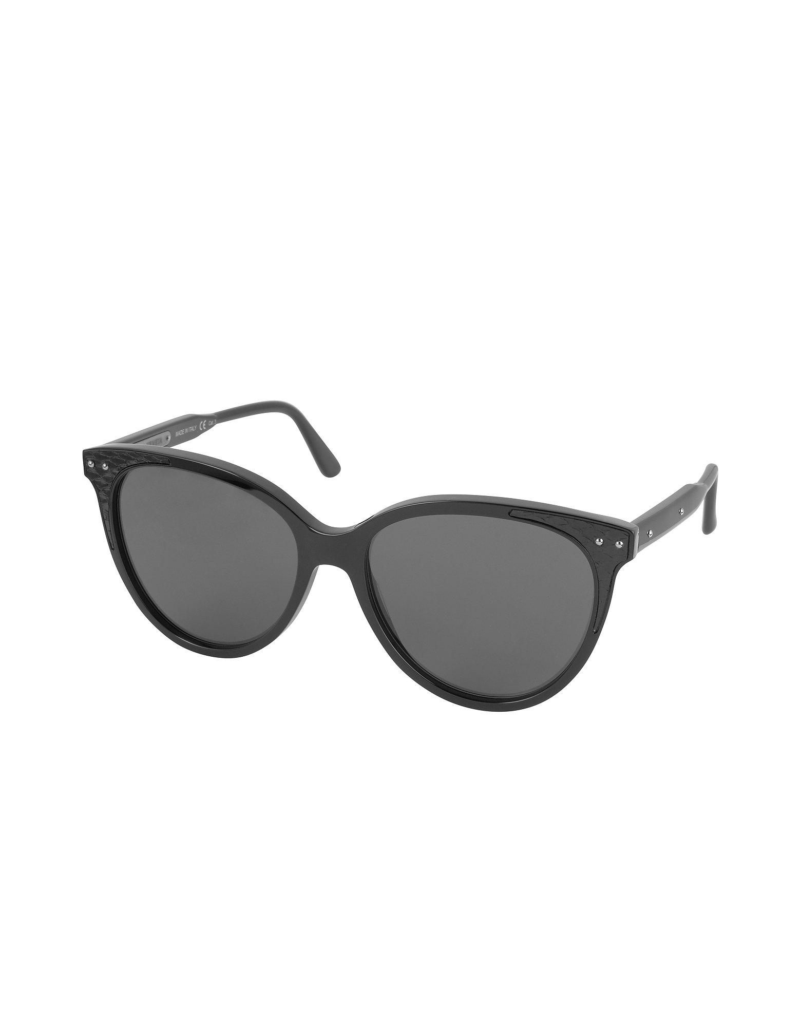 BV0119S Acetate Cat-Eye Frame Women's Sunglasses от Forzieri.com INT