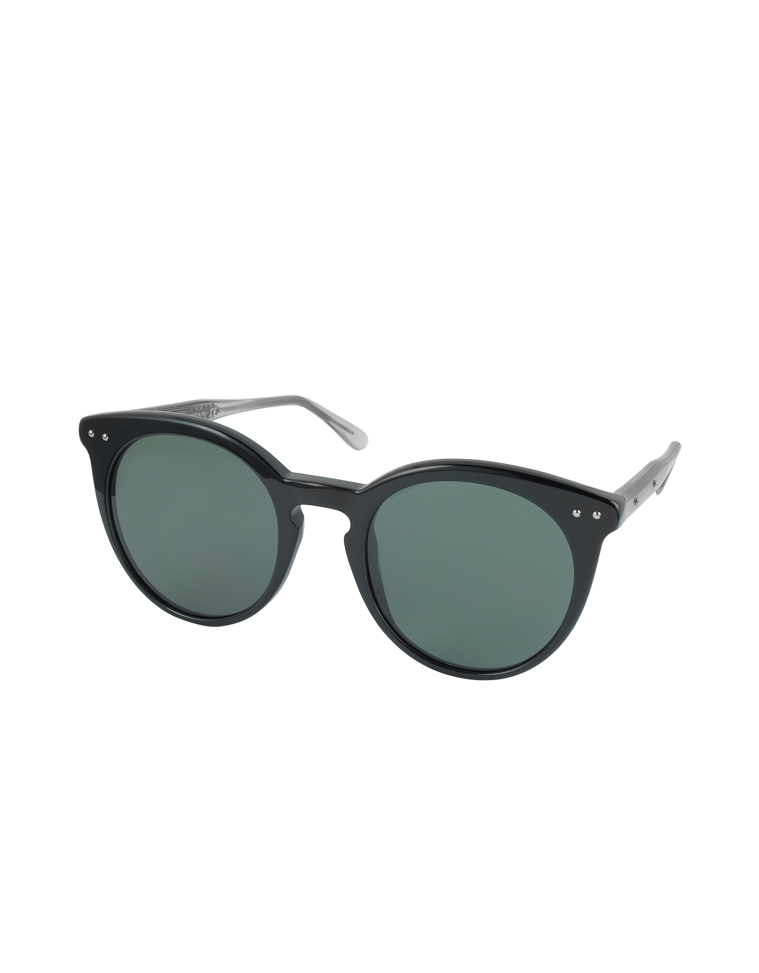 BV0096S Round Acetate Women's Sunglasses от Forzieri.com INT
