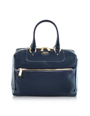 Verona Leather Satchel Bag