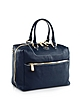Verona Leather Satchel Bag - Bric's