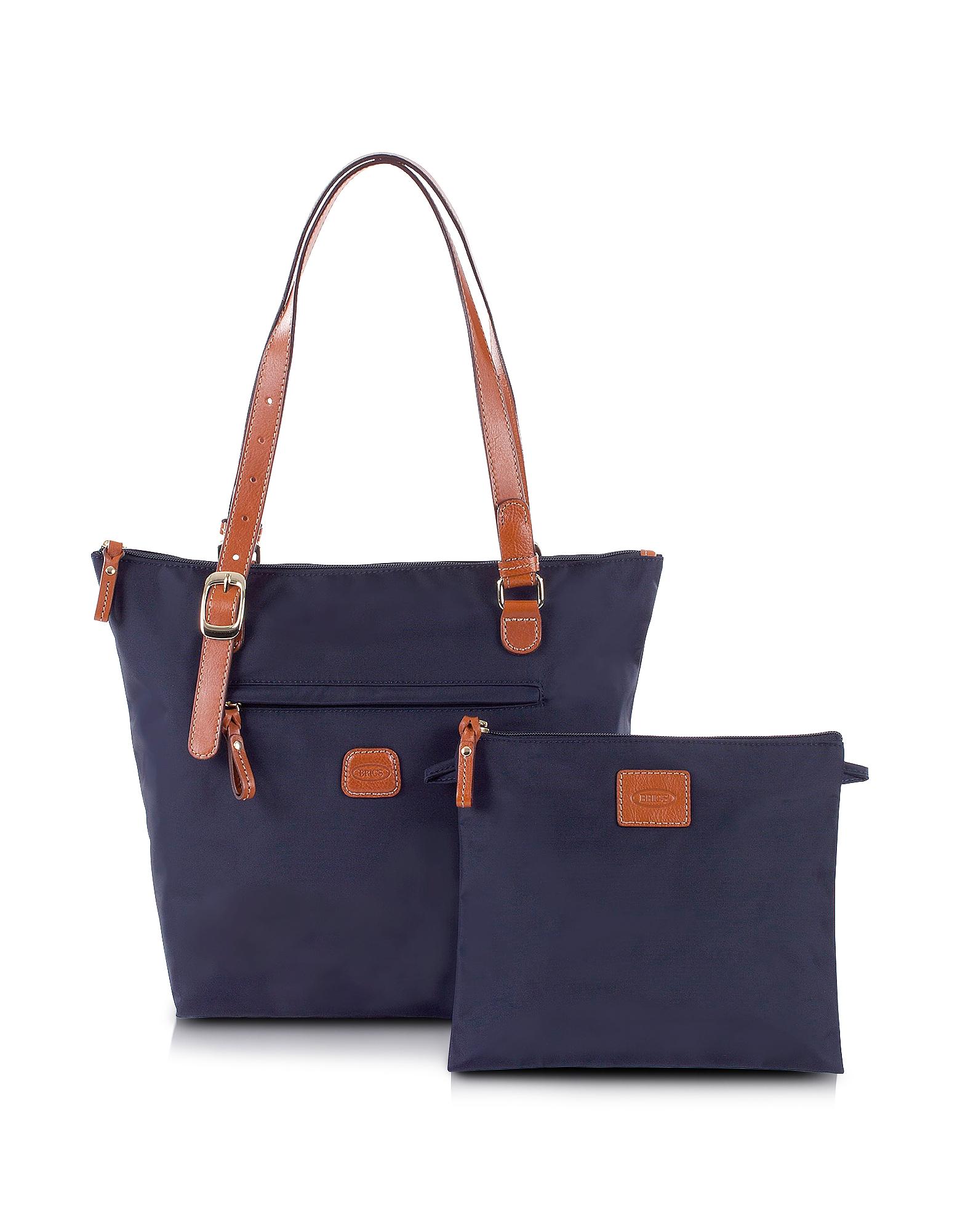 Bric's X-Bag - Сворачиваемая Сумка Среднего Размера