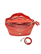 Cervo - Small Leather Hobo Bag - Bric's