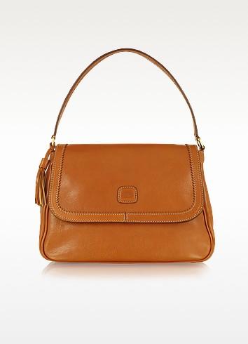 Life Leather - Flap Shoulder Bag - Bric's