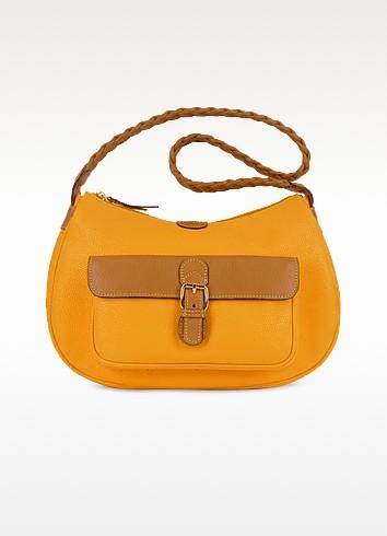 Life- Yellow Shoulder Bag - Bric's