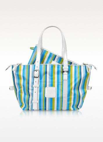 X-Bag Righe - XS Holdall Duffle Bag - Bric's