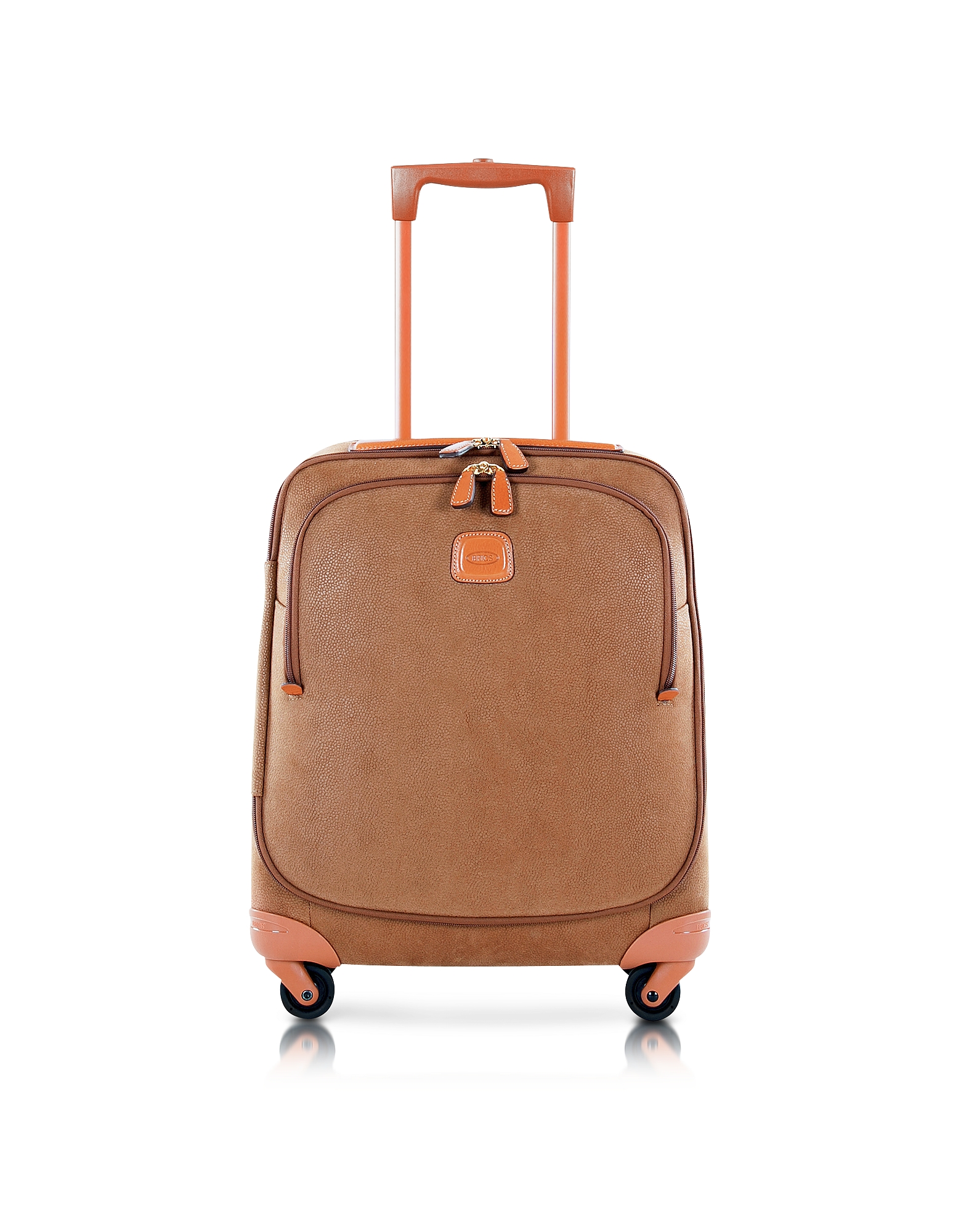 Bric's Travel Bags, Life Camel Micro-Suede X-Small Trolley