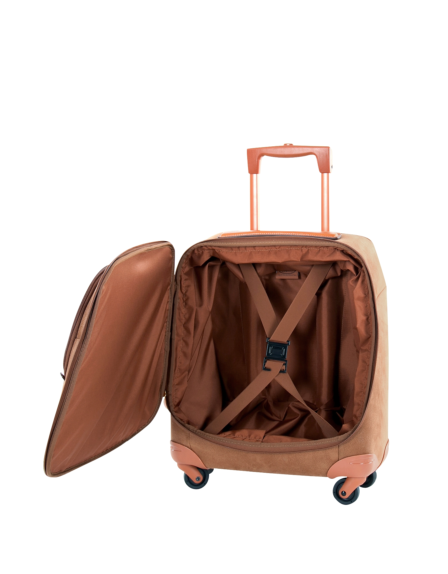Life Camel Micro-Suede X-Small Trolley от Forzieri.com INT