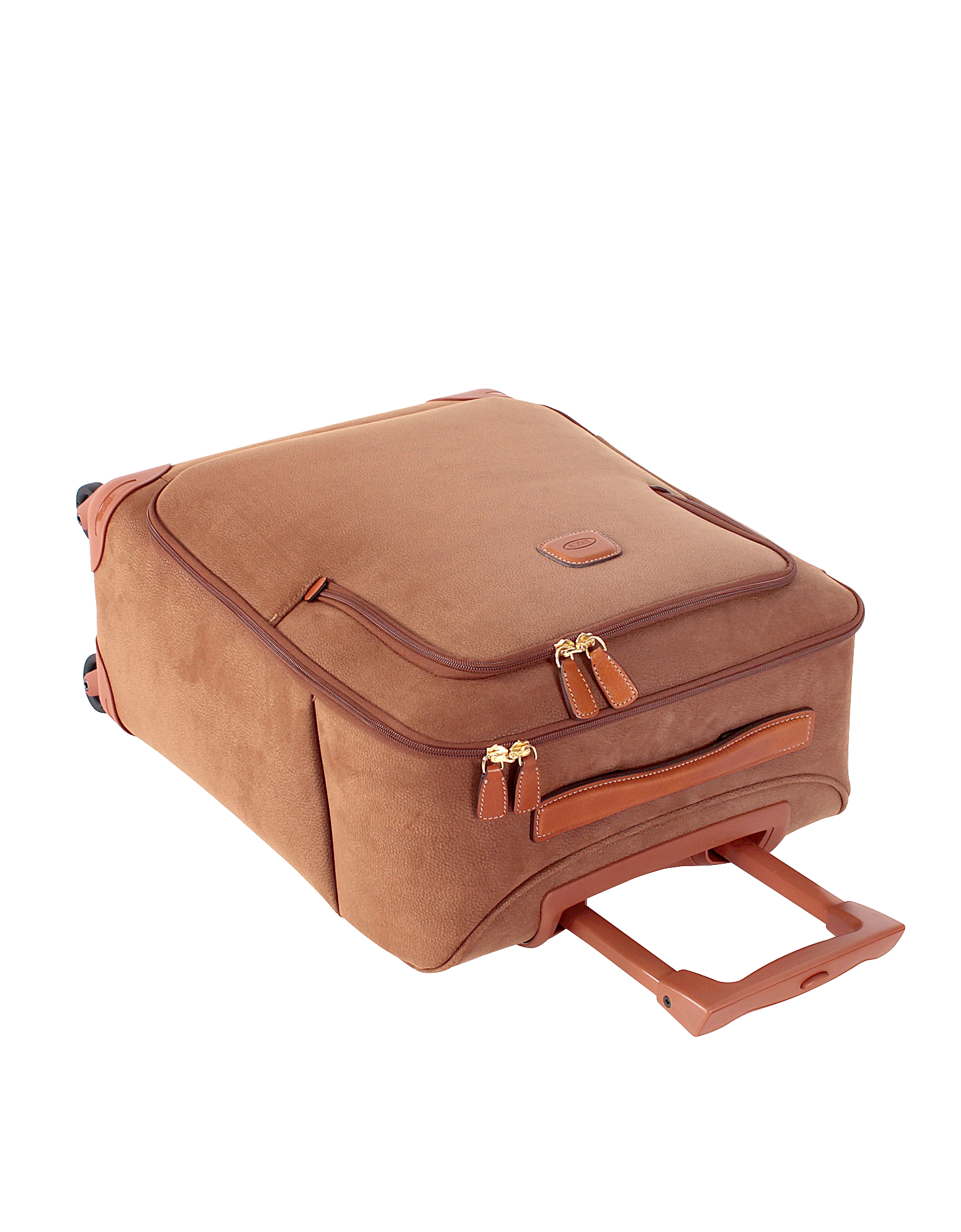 Life Camel Micro Suede Small Trolley от Forzieri.com INT