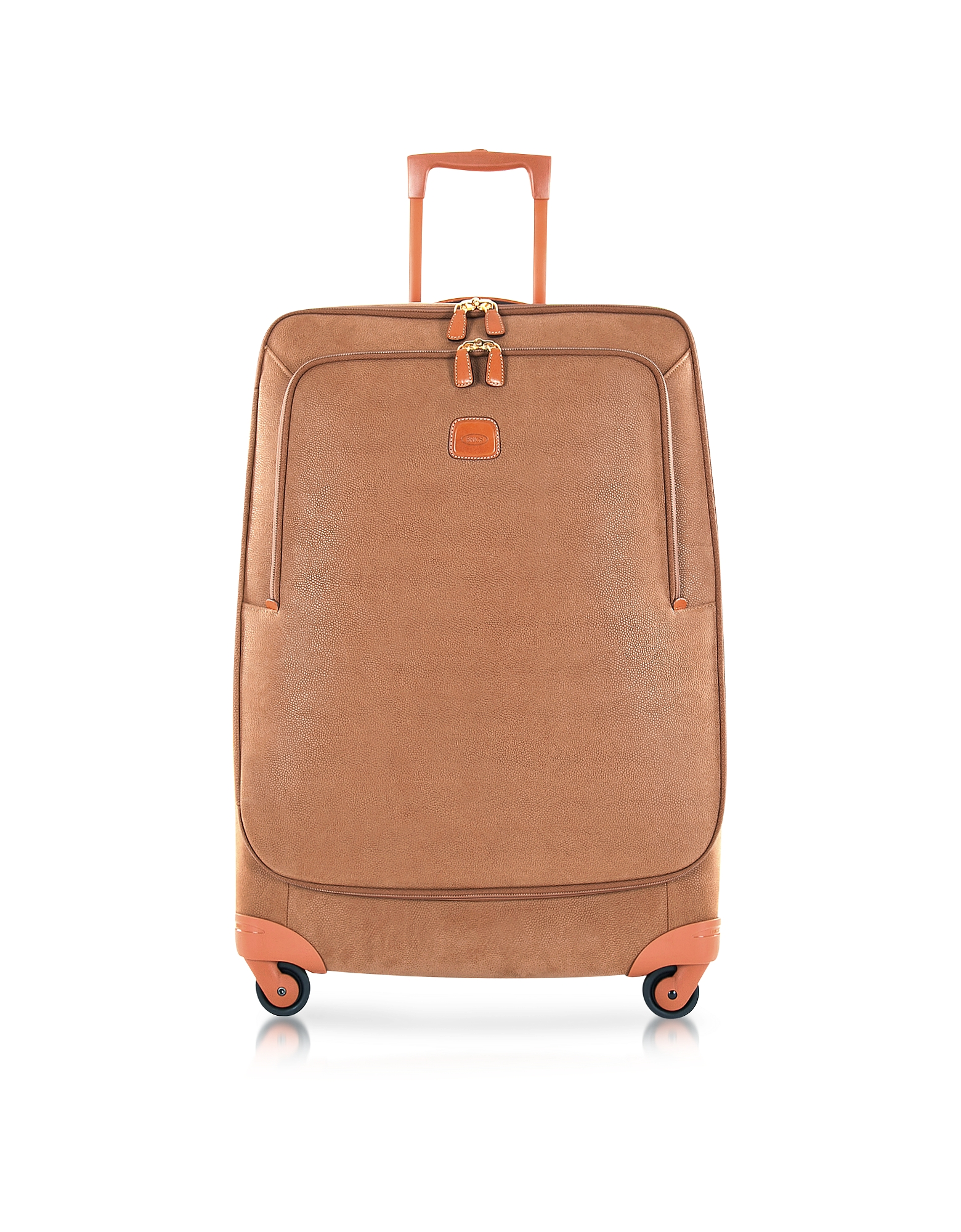 Bric's Travel Bags, Life Camel Micro Suede Large Trolley