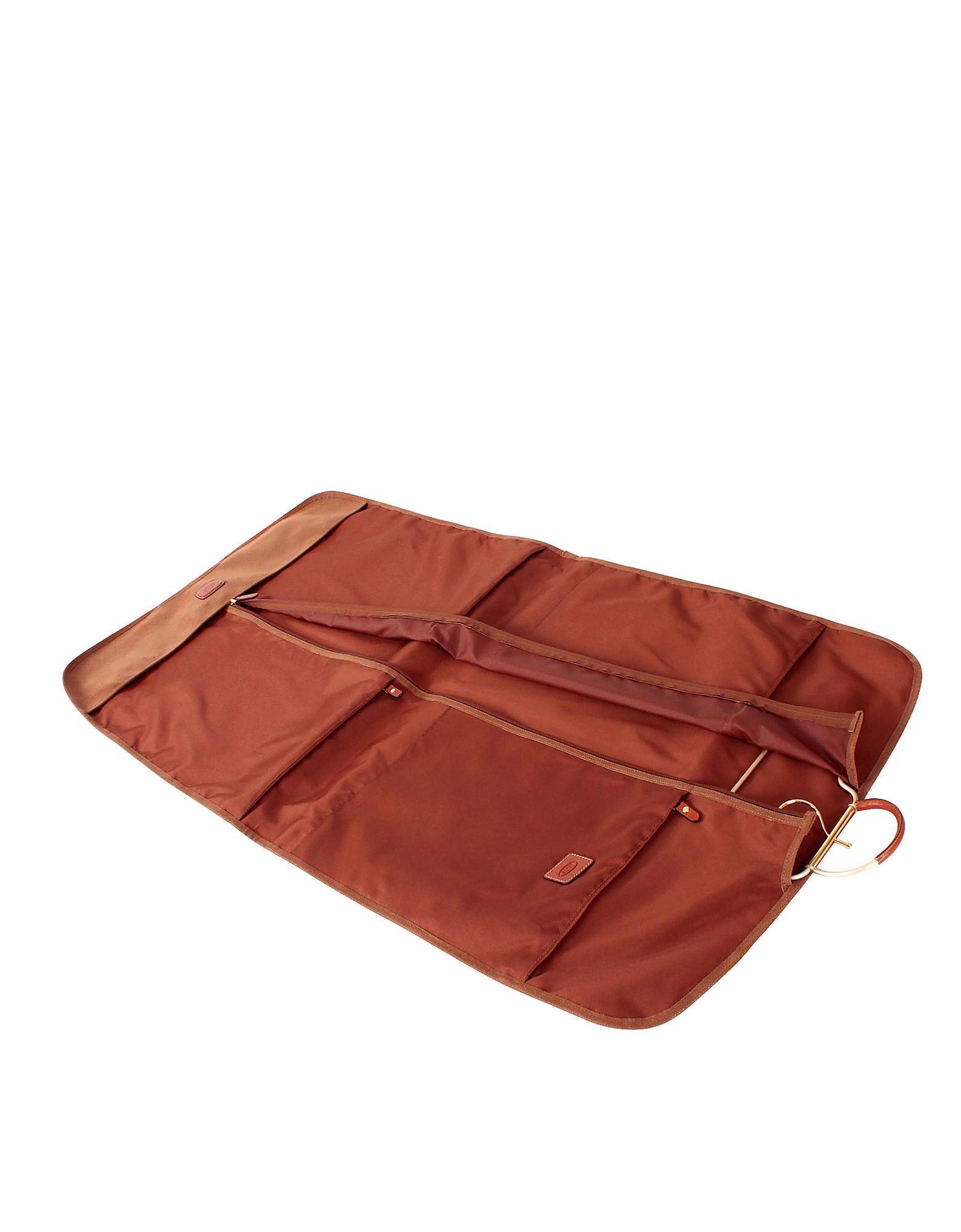 Life Camel Micro-Suede Garment Bag от Forzieri.com INT