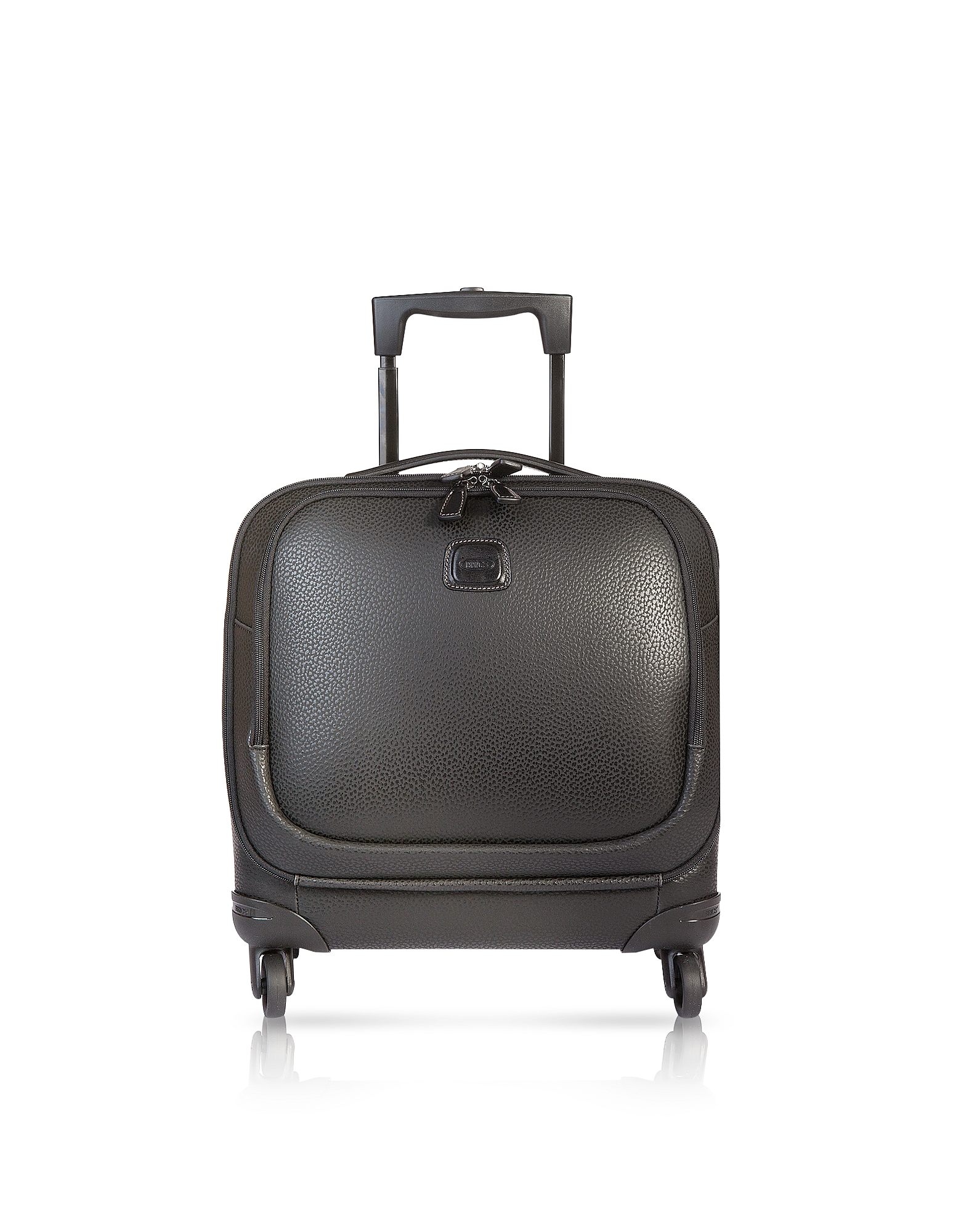Bric's Travel Bags, Magellano Black Work Suitcase