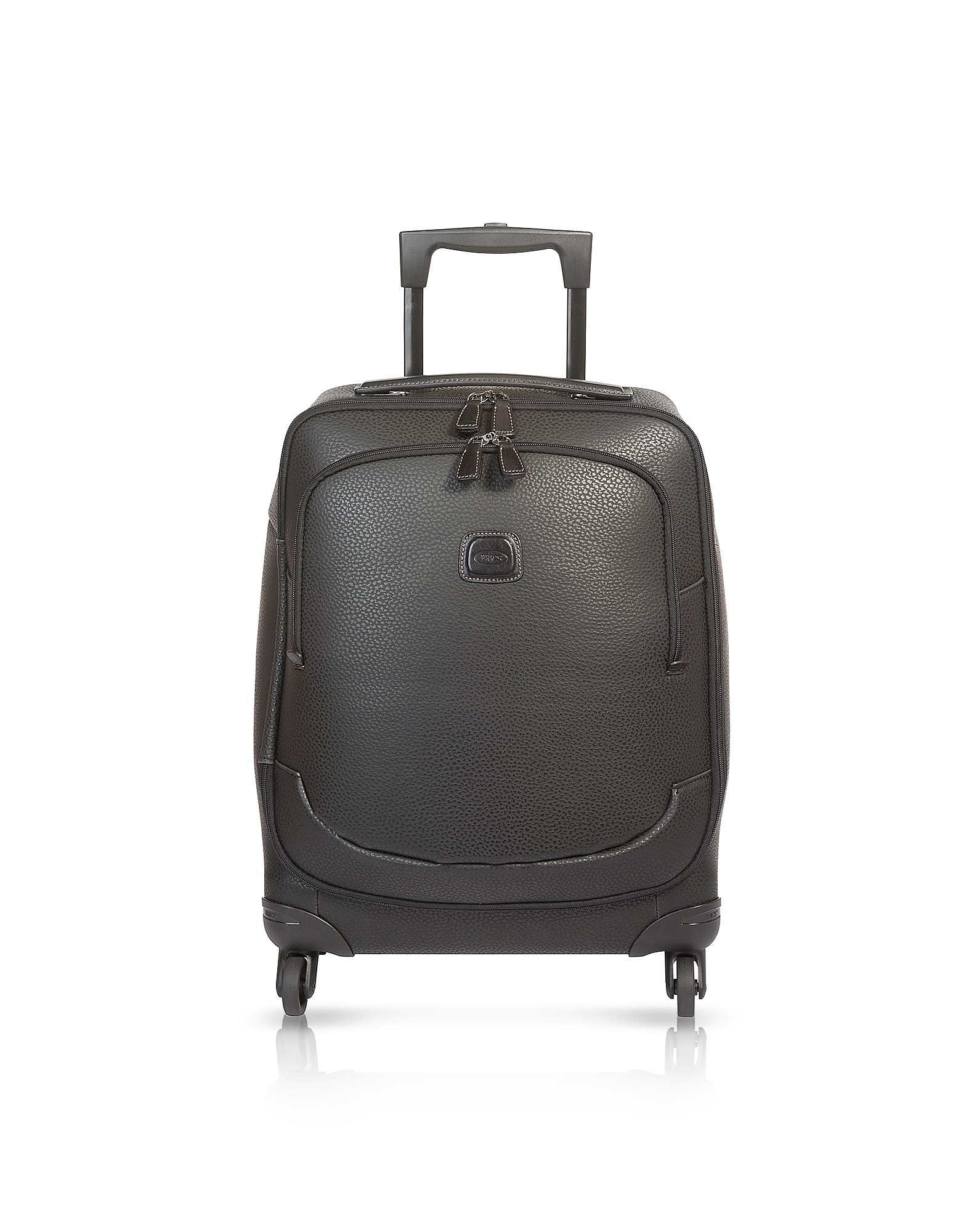 Bric's Travel Bags, Magellano Black 21in Ultra Light Cabin Suitcase