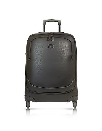 Magellano Black 26in Ultra Light Suitcase