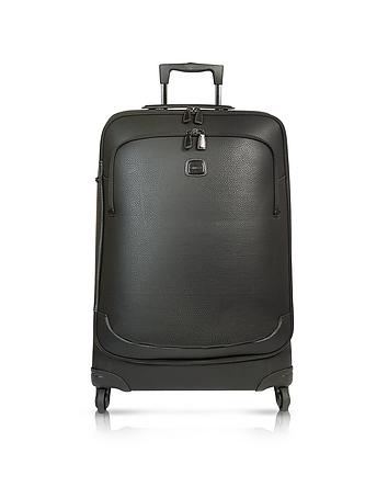 Magellano Black 30in Ultra Light Suitcase