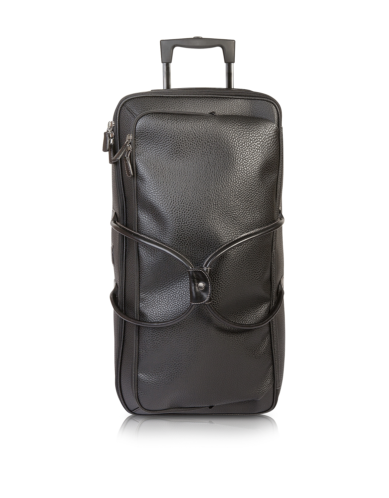 Bric's Travel Bags, Magellano 28in Black Wheeled Duffle