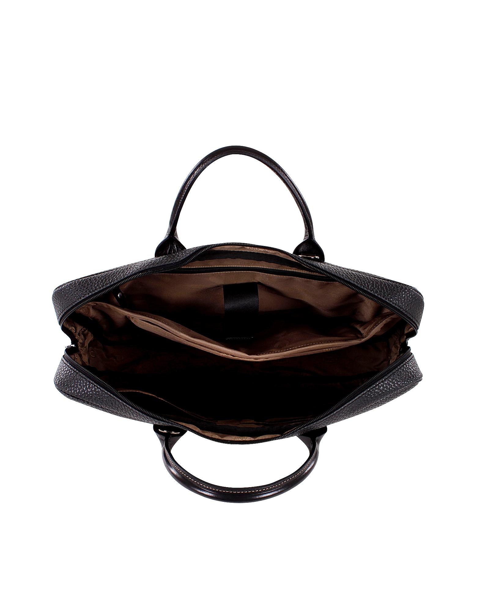 Magellano Black Briefcase от Forzieri.com INT