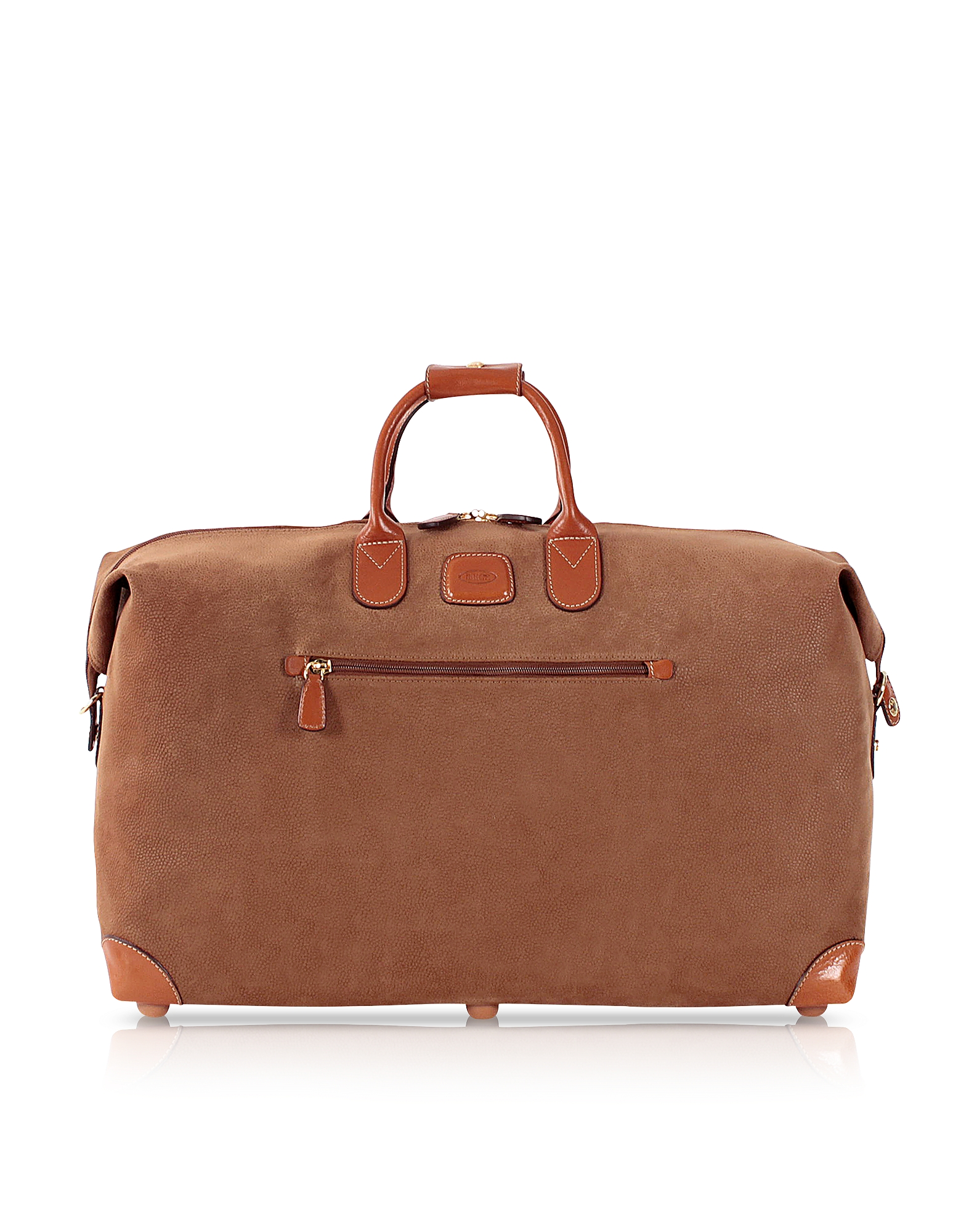 Bric's Travel Bags, Life Camel Micro-Suede 22