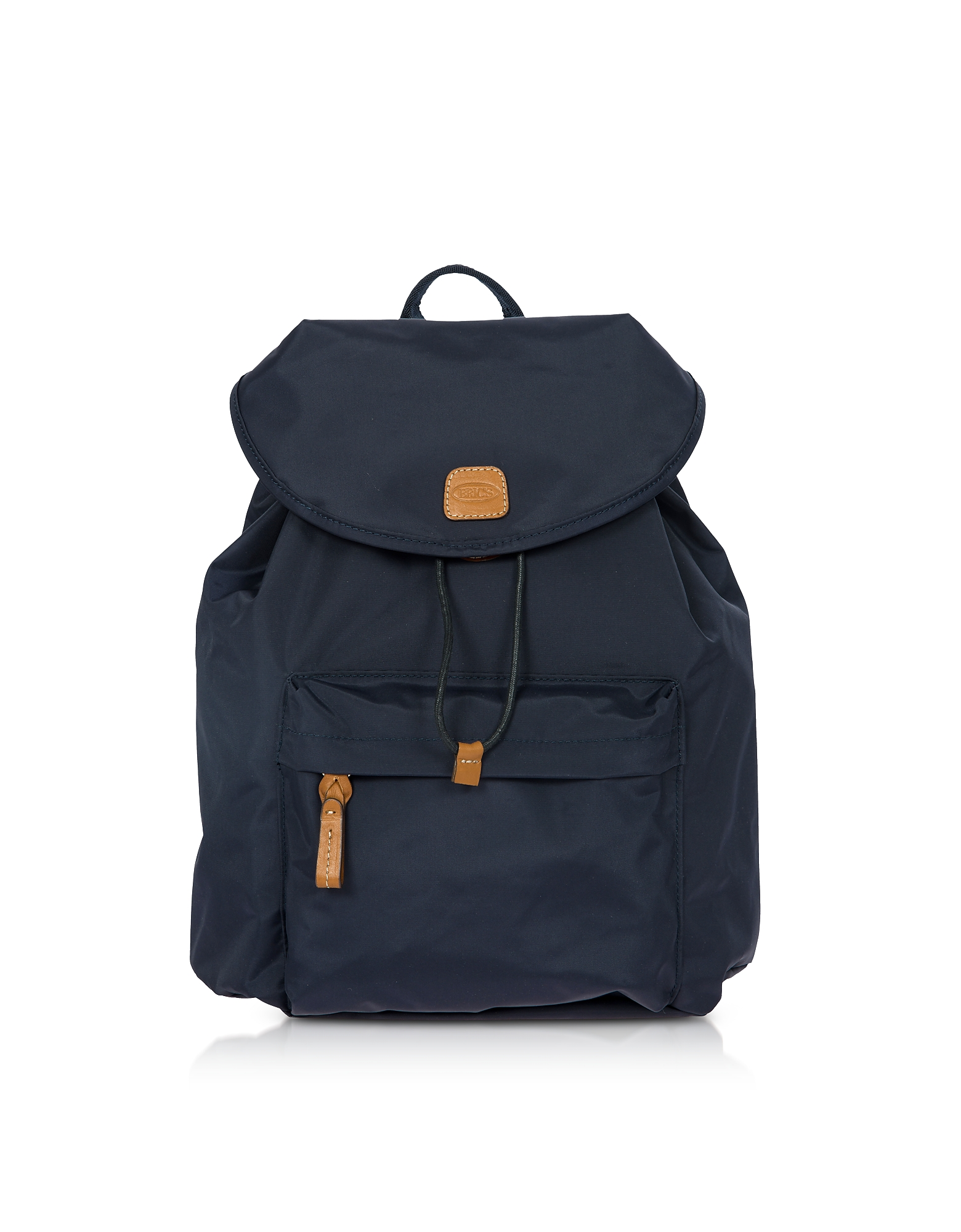 Bric's Backpacks, X-Travel Blue Nylon Backpack