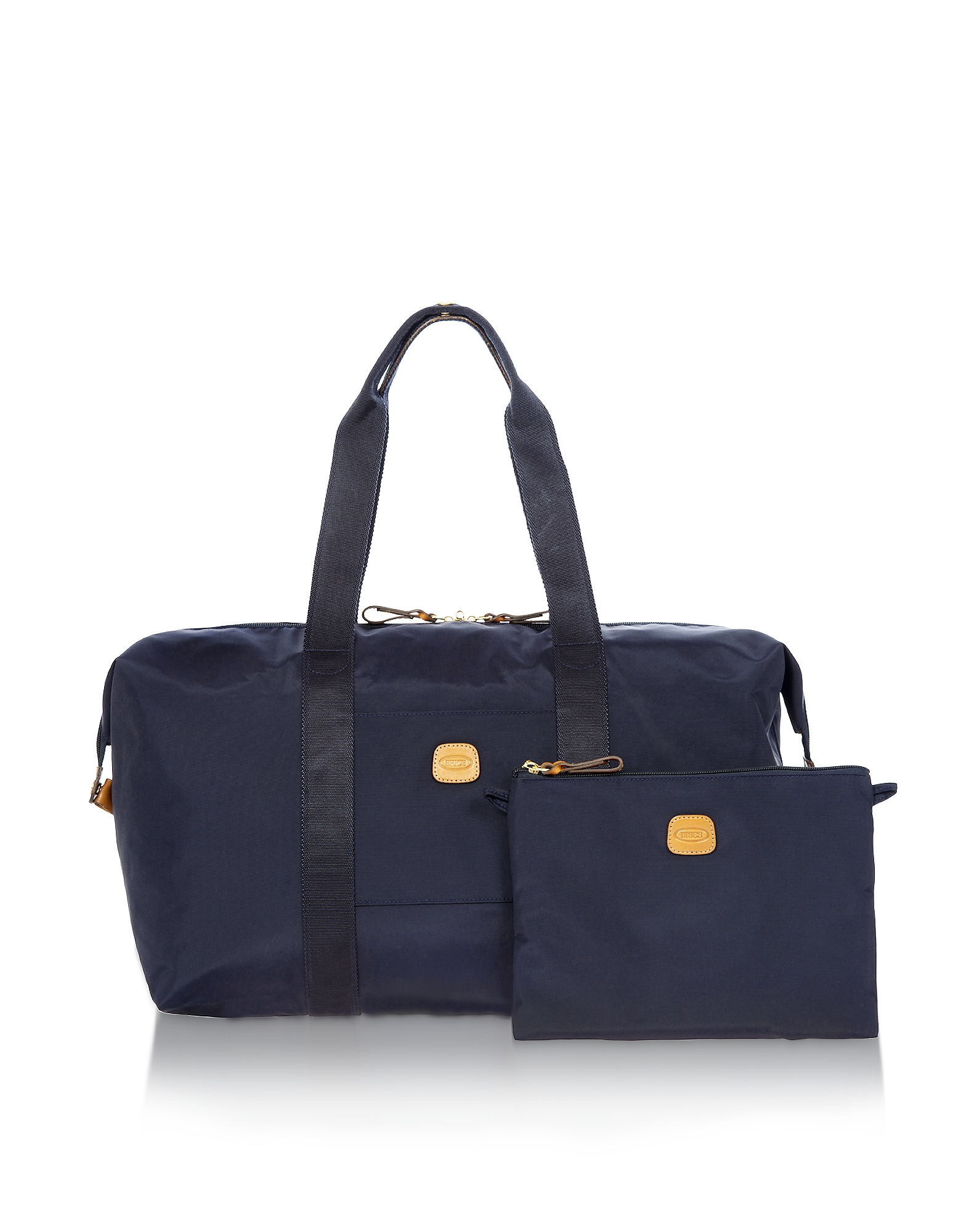 Bric's Travel Bags, X-Bag Medium Foldable Last-minute Holdall in a Pouch