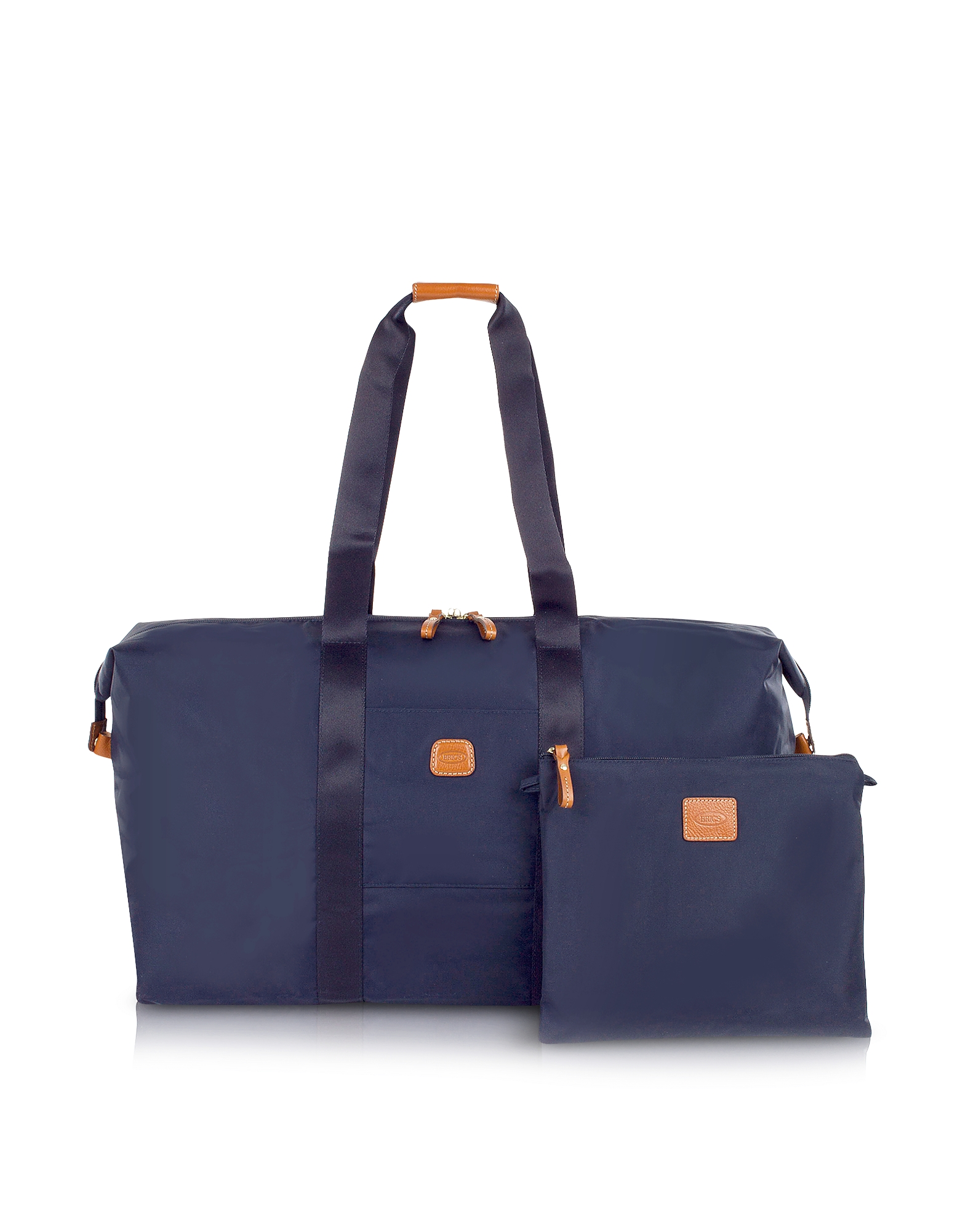Bric's Travel Bags, X-Bag Large Foldable Last-minute Holdall in a Pouch