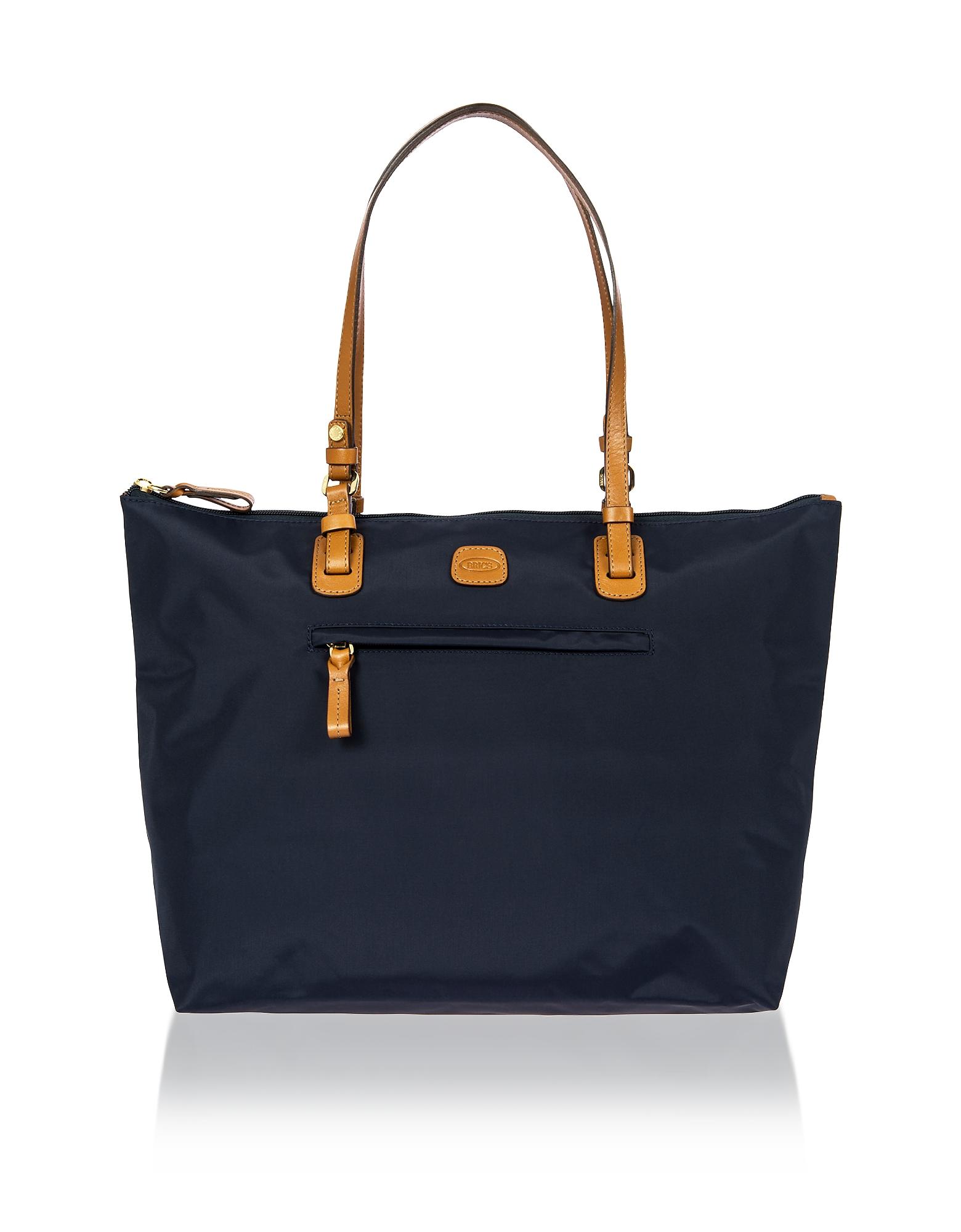 Bric's Travel Bags, X-Bag Large Foldable Shopper
