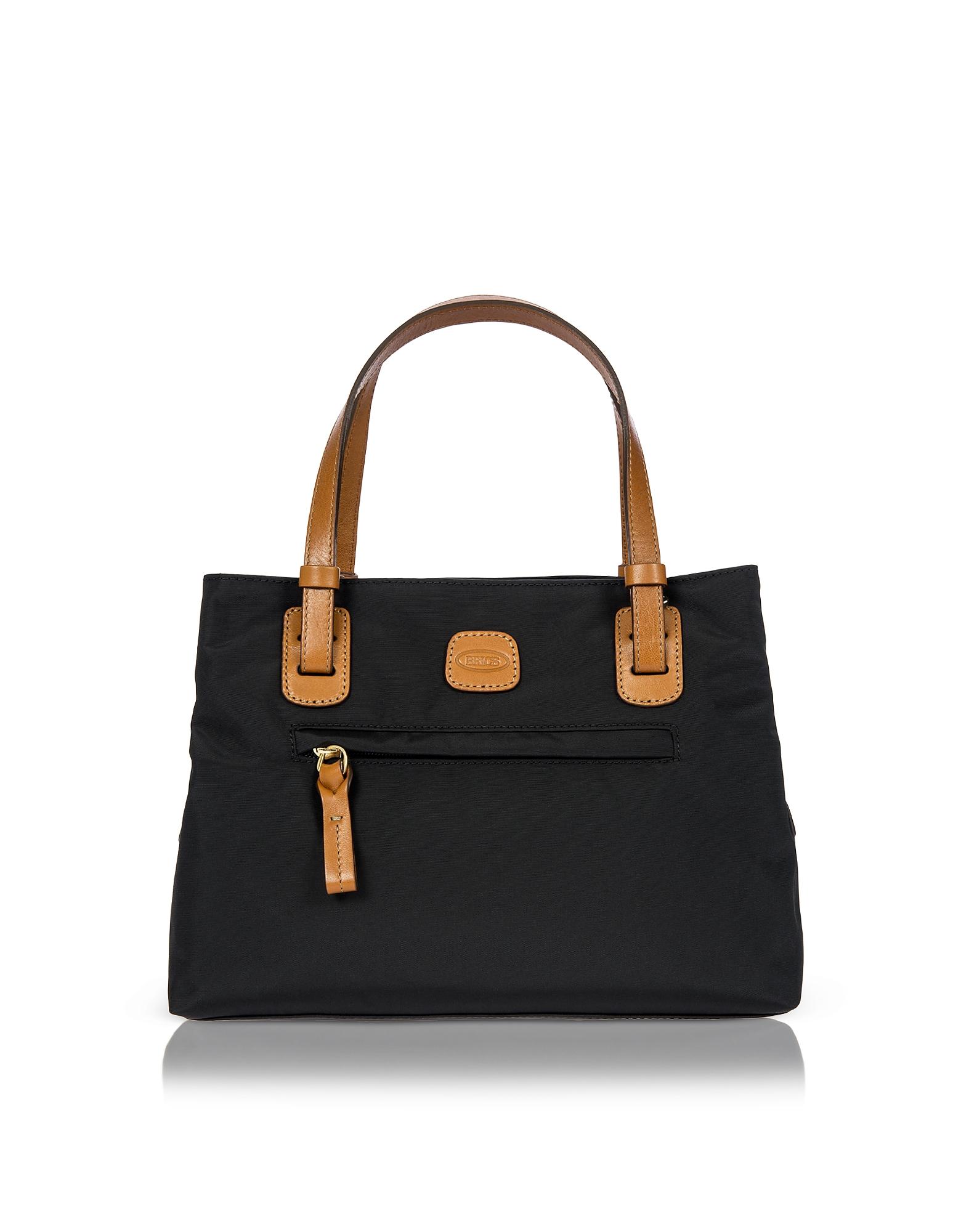Bric's Travel Bags, X-Bag Small Nylon Satchel Bag