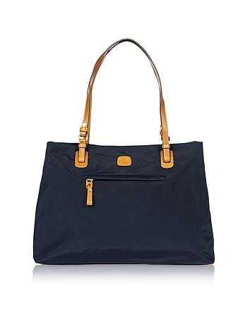 X-Bag Large Nylon Tote Bag